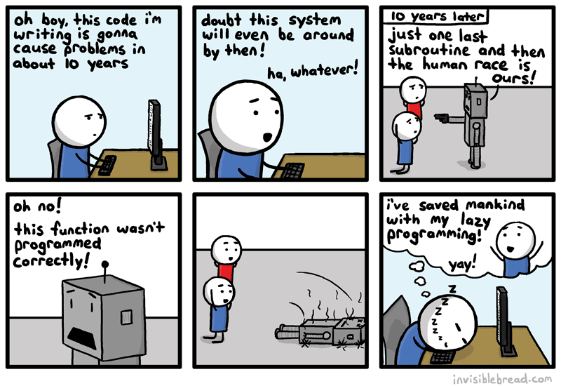 Invisible Bread - Software Engineering