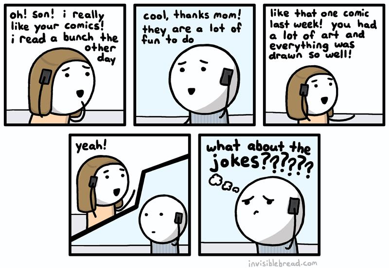 Making Some Comics