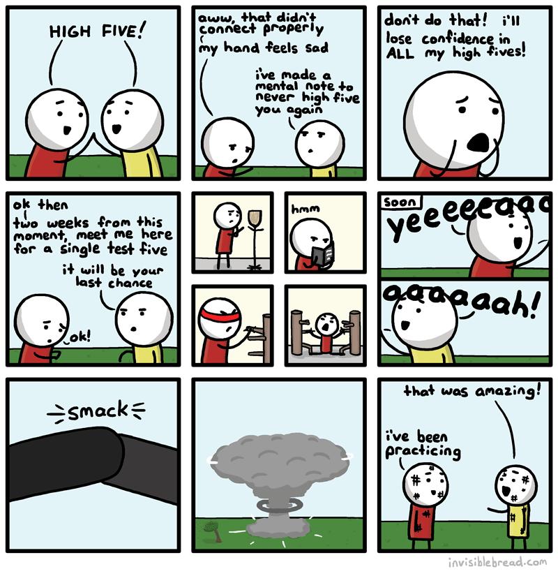 A High Five