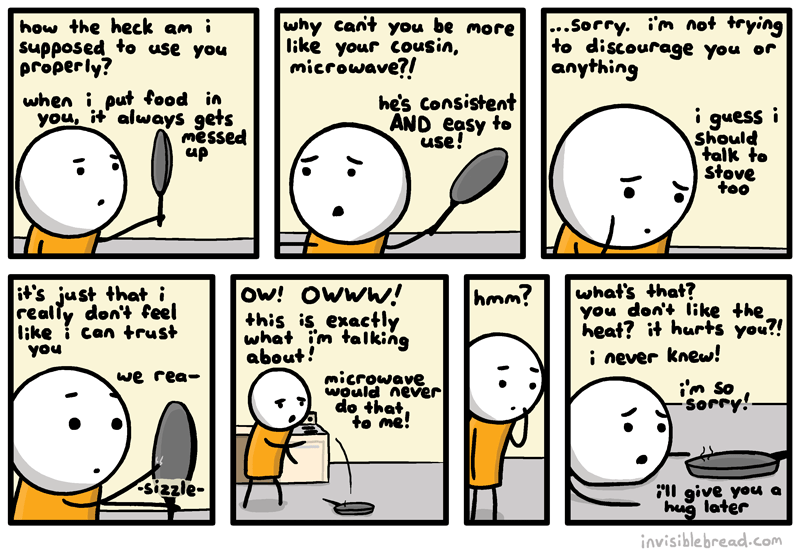 Pan Problems