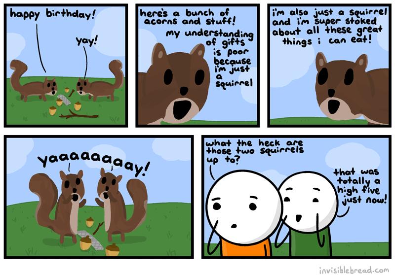 A Birthday