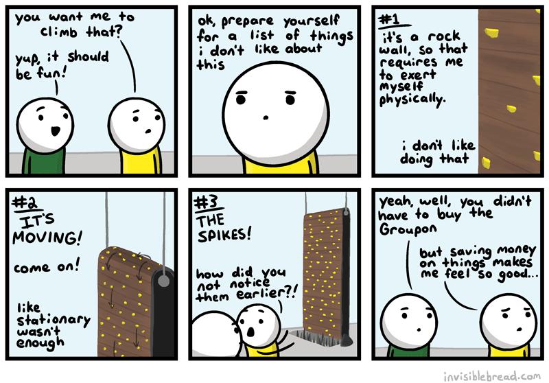 Climb The Thing