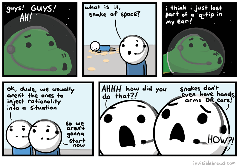 A Problem In Space