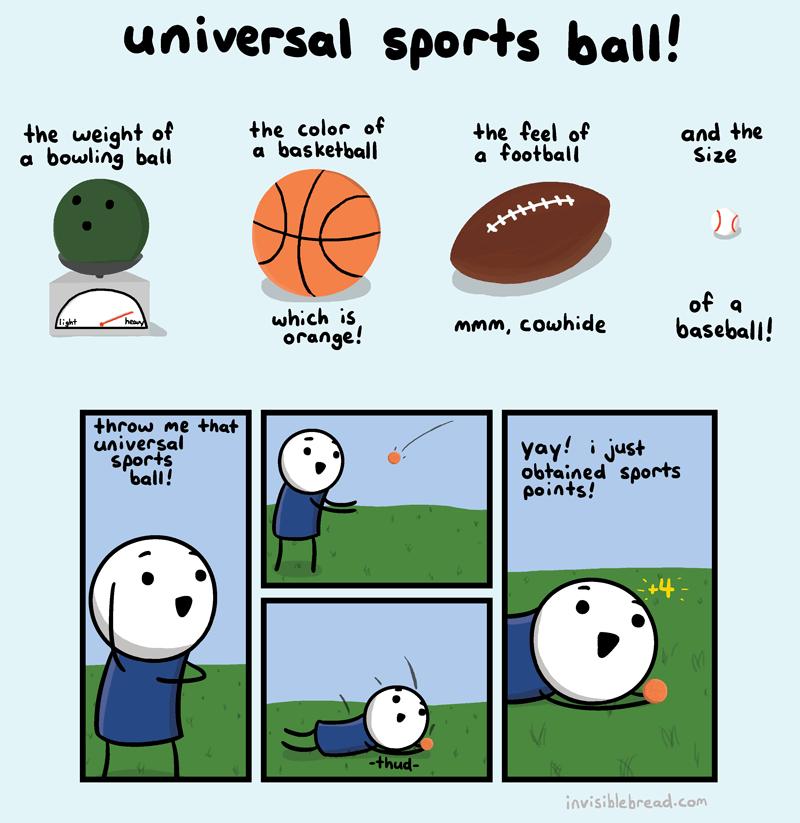 Universal Sports Ball