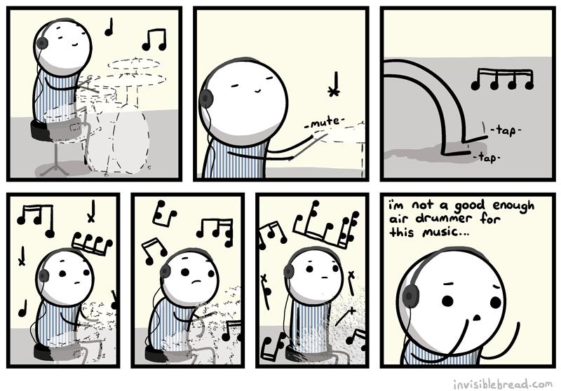 Air Drums