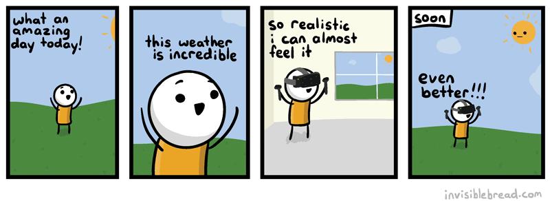 Getting Warm