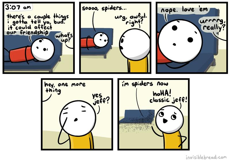 Roommate Secrets